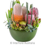 Kirra - Modern Arrangement of Mixed Wildflowers