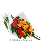 Flameco - Mixed Flower Wrap